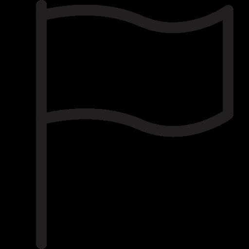 flag, misc icon