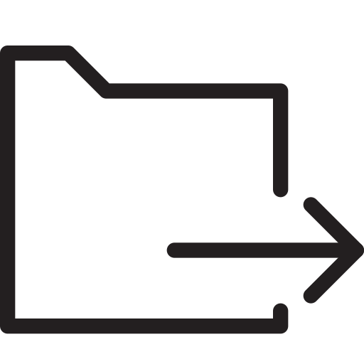 folder, misc, next icon