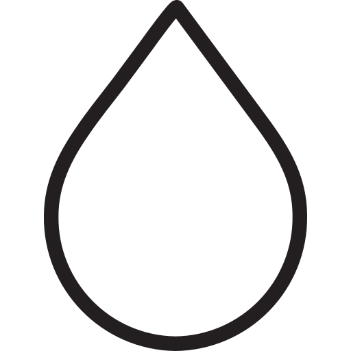 Water, drop, misc icon