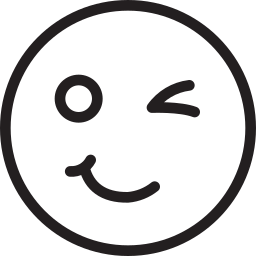 misc, wink icon