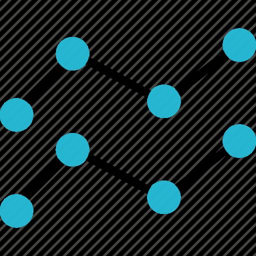 analytics, chart, data icon