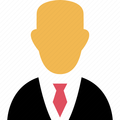 business, online, person icon