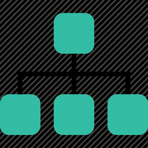 online, plan, strategy icon