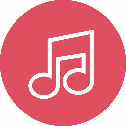 Media, music, note, online, web icon - Download on Iconfinder
