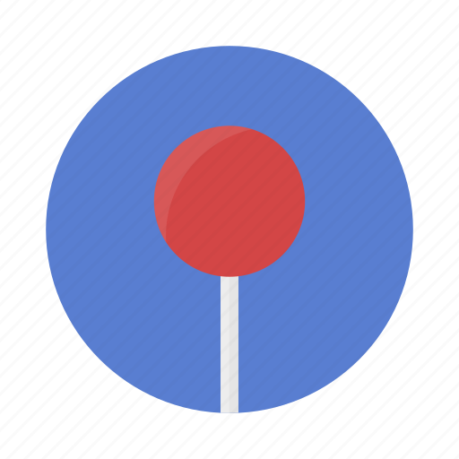 candy, food, lollipop, sweet icon