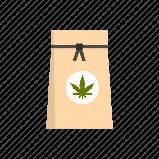 bag, cannabis, drug, hemp, marijuana, medicinal, weed icon