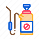 chemical, extinguisher, protect, rat