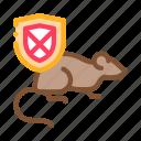 ban, protect, rat, security
