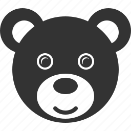 baby, bear, child, kid, toy icon