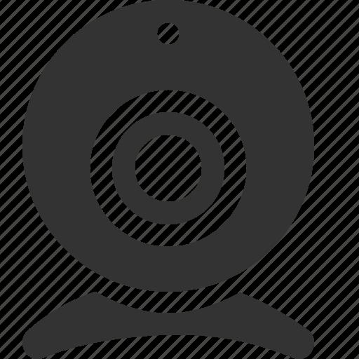 cam, camera, internet, network, video, web icon