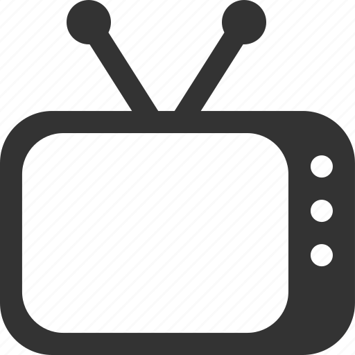 film, monitor, movie, screen, television, tv, video icon