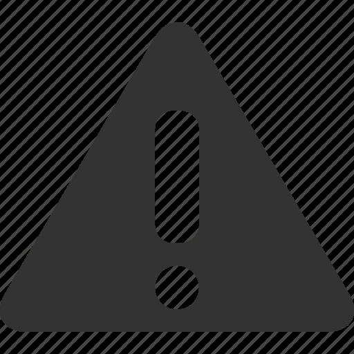 Attention, error, warning icon - Download on Iconfinder