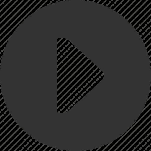 audio, media, movie, music, play, sound, video icon