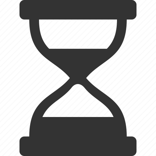 clock, hourglass, loading, schedule, time, timer, wait icon