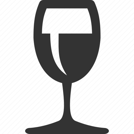 Alcohol, beverage, drink, glass, wine icon | Icon search ...
