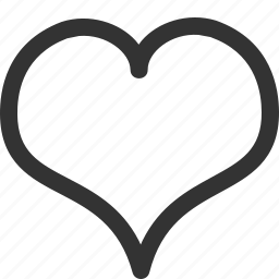 bookmark, favorite, favorites, heart, like, love, vote icon
