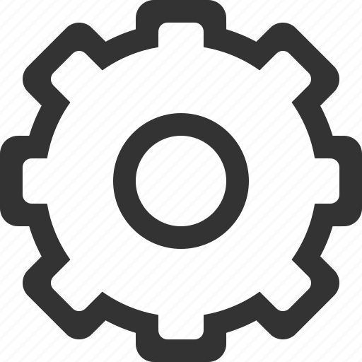 Ios 7 gear icon