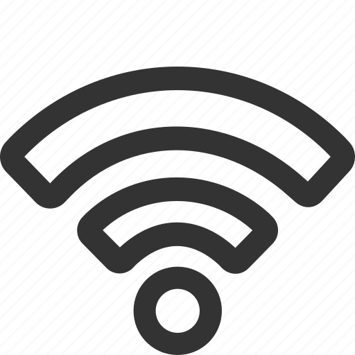 connection, internet, network, radio, signal, wifi, wireless icon