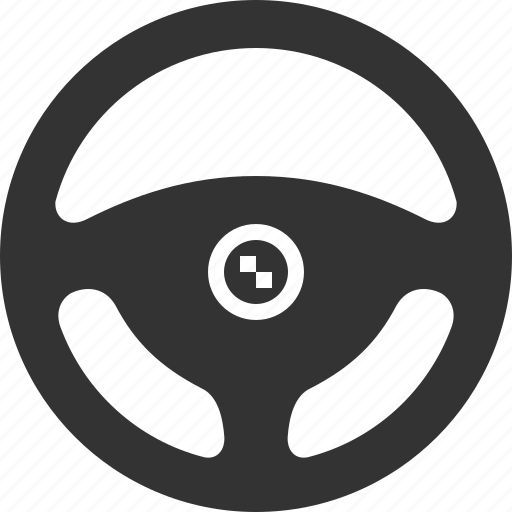 Steering wheel icon png - photo#7
