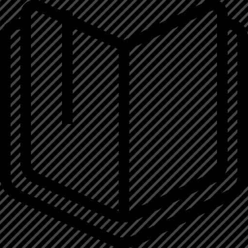 book, bookmark, manual, publish, read icon