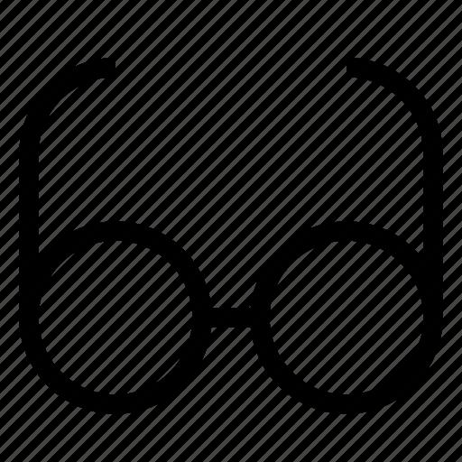 book, glasses, magazine, newspaper, read, reading, text icon