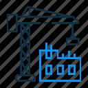 building, construction, building construction, under construction, real estate icon