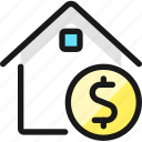 real, estate, action, house, dollar