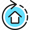 real, estate, update, house, refresh