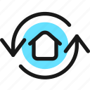 real, estate, update, house, sync