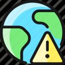 earth, warning