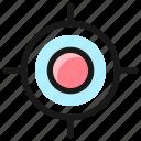 location, target