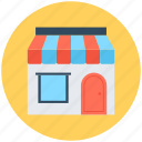 booth, food stand, kiosk, stall, street shop icon