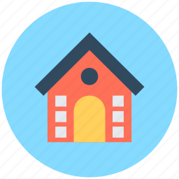 cottage, home, hut, shack, villa icon