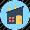cottage, home, house, hut, villa