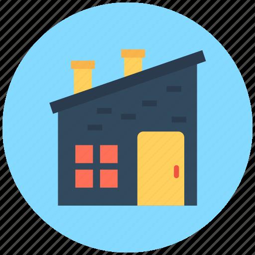 cottage, home, house, hut, villa icon