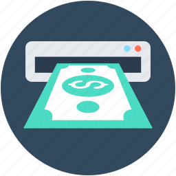 atm, atm card, atm withdrawal, cash withdrawal, transaction icon