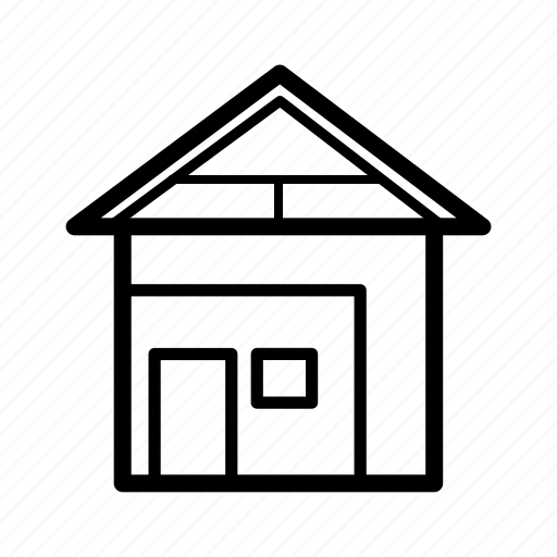 home, house, interior, location, real estate, rent house, web icon icon