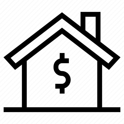 estate, home, house, price, property, real, sale icon