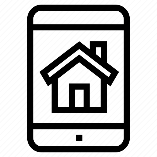 app, application, estate, mobile, property, real, ui icon