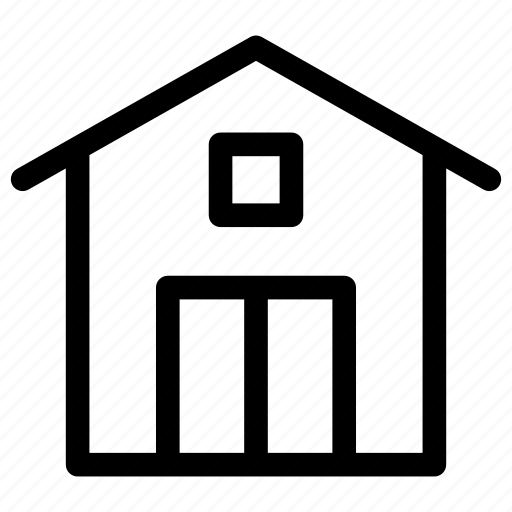 building, home, house, warehouse icon