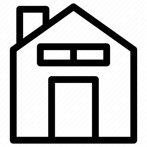 building, home, house, real estate, sweet home icon