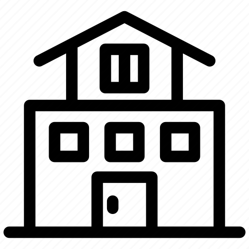 home, house, luxury villa, palace, rich, villa icon