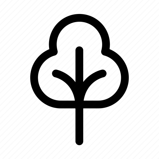 plant, tree, trees icon