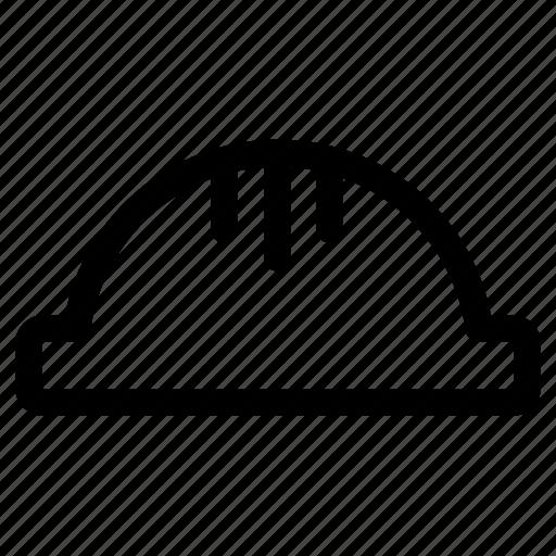 cap, helmet, project icon