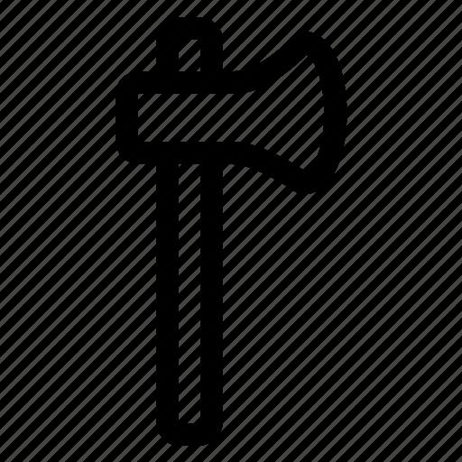 ax, axe, chopper icon