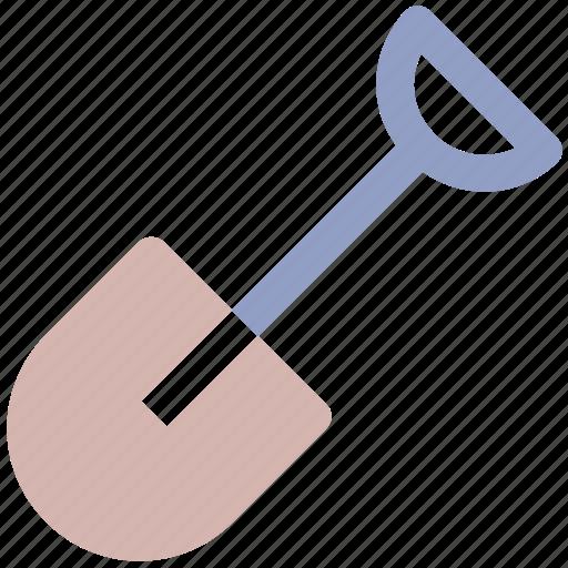 construction, farm, garden, gardening, shovel, tool icon