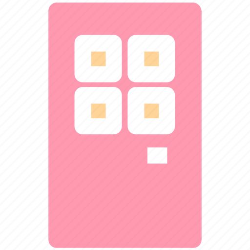 close, close door, door, front, interior, join icon