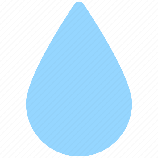 drop, fluid, liquid, rain, transparent, water, water drop icon