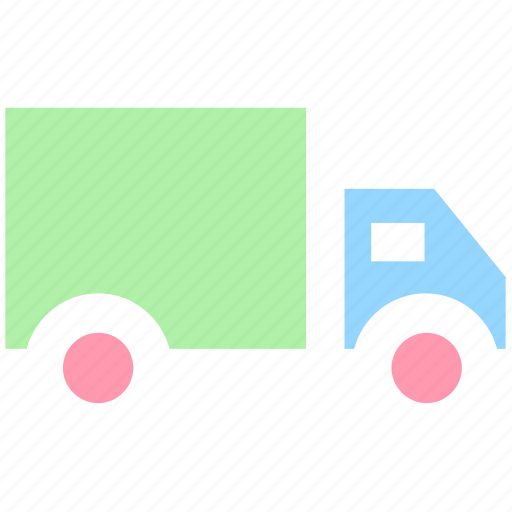 delivery, security, transport, transportation, truck, vehicle icon