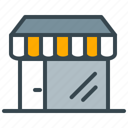 buy, ecommerce, estate, market, real, shopping, store icon